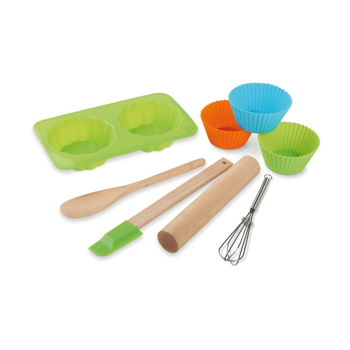 B ton rouge pack cuisine enfant babycook for Utensilios de cocina para zurdos